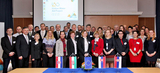 International meeting of disaster management- and water service experts in Budapest